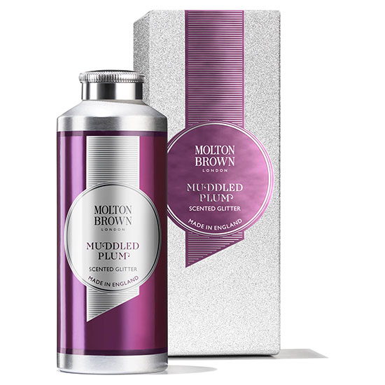 Molton Brown Muddled Plum Scented Glitter