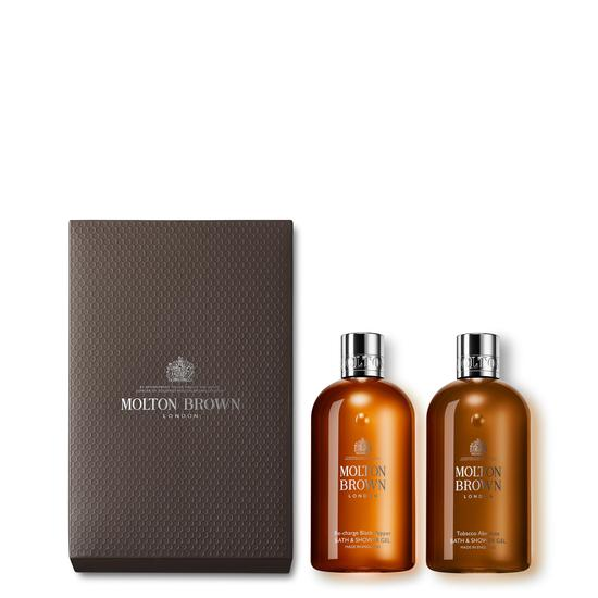Molton Brown Re-charge Black Pepper & Tobacco Absolute Shower Gel Gift Set