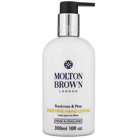 Molton Brown Rockrose & Pine Enriching Hand Lotion 300ml
