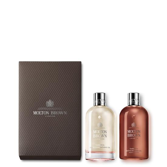Molton Brown Suede Orris Bathing Experience Set