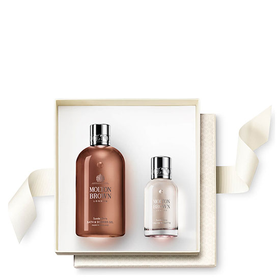 Molton Brown Suede Orris Fragrance Rituals Gift Set