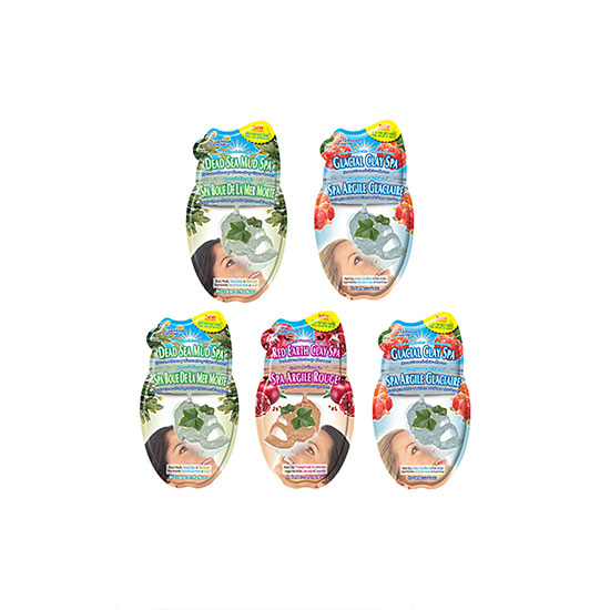 Montagne Jeunesse 7th Heaven Clay Spa Mask Pack