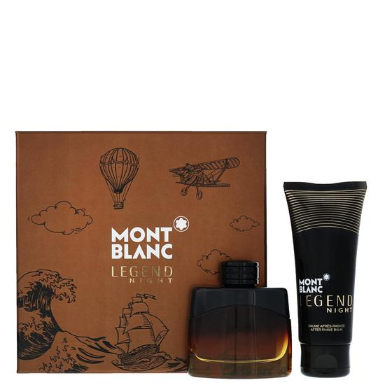 Montblanc Legend Night Eau De Parfum Spray Gift Set 50ml