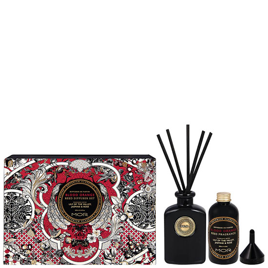 MOR Blood Orange Home Diffuser Kit