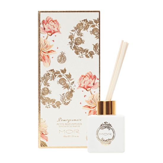 MOR Petite Reed Diffuser Pomegranate 40ml