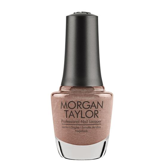 Morgan Taylor Nail Lacquer No Way Rose