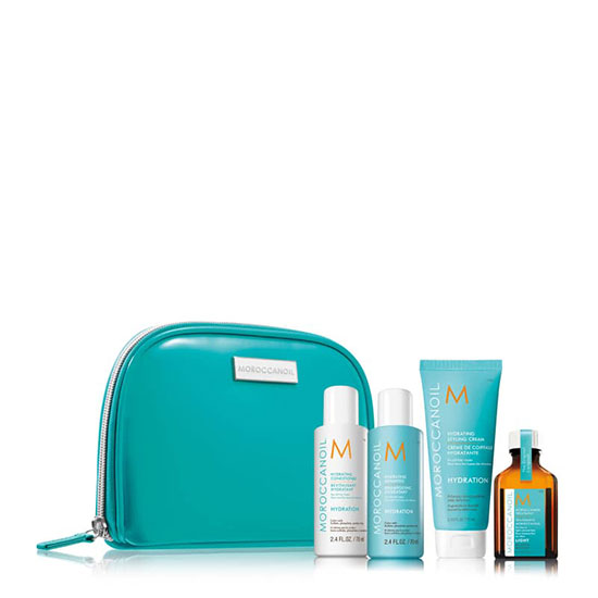 Moroccanoil Travel Essentials Hydrate Gift Set
