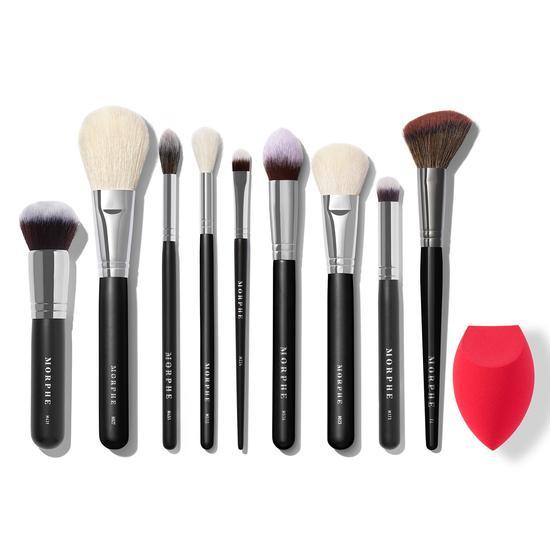 Morphe Faves Face Makeup Brush Set