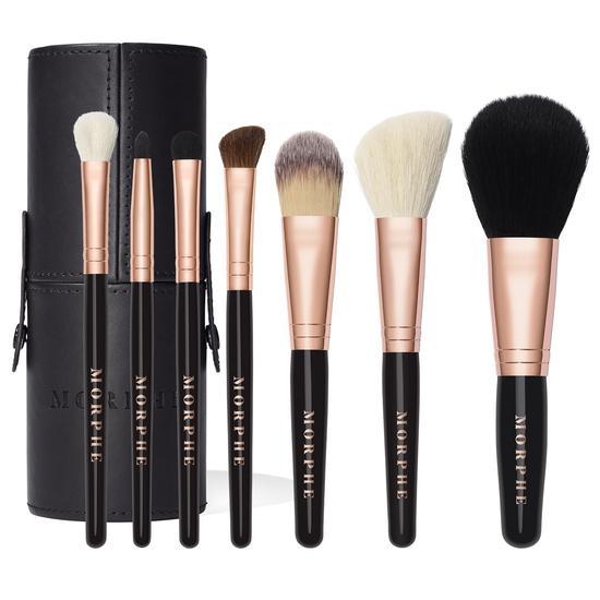 Morphe Rose Baes Makeup Brush Set