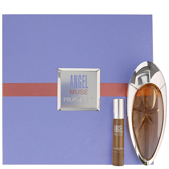 Mugler Angel Muse Eau De Parfum Spray Gift Set