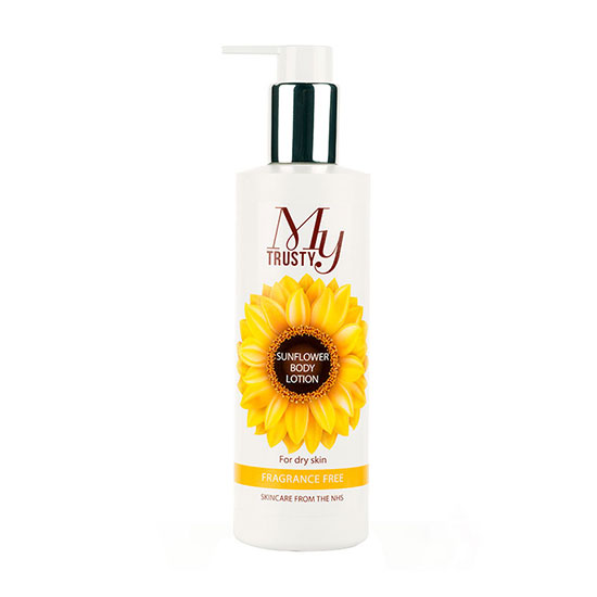 My Trusty Unscented Sunflower Body Lotion 100ml