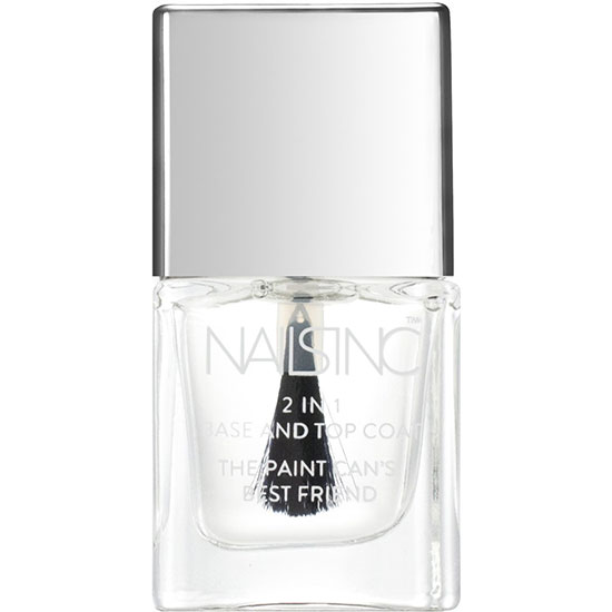 Nails Inc 2 In 1 Base & Top Coat