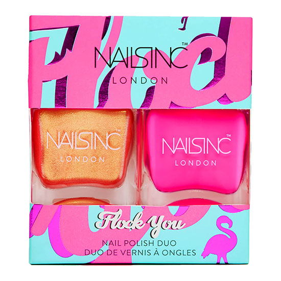 Nails Inc Trend Duo Future Is Fairy Nail Polish Duo