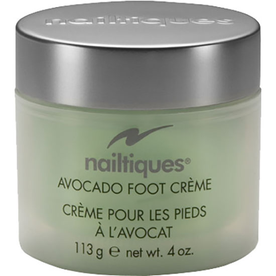 Nailtiques Avocado Foot Cream 113ml