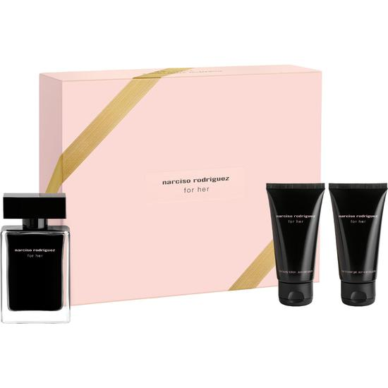 Narciso Rodriguez For Her Eau De Toilette Set 50ml