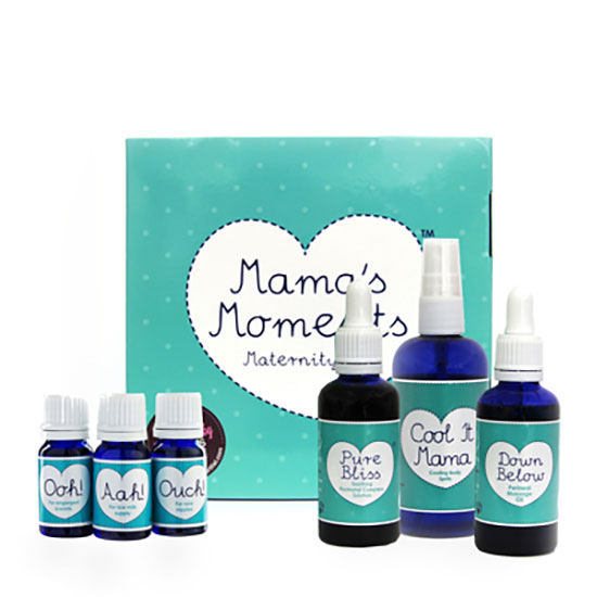 Natural Birthing Company Mamas Moments Maternity Kit Mummy To Be Gift Set