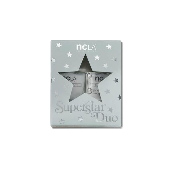 NCLA Beauty Superstar Top & Base Duo Kit