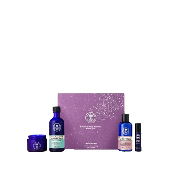 Neal's Yard Remedies Balancing Body & Mind Bodycare Gift Set