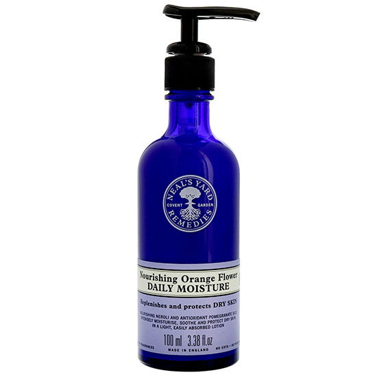 Neal's Yard Remedies Facial Moisturisers Nourishing Orange Flower Daily Moisture 100ml