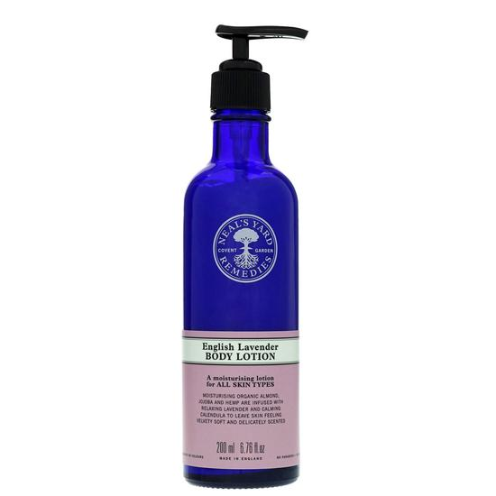 Neal's Yard Remedies New English Lavender Body Lotion 200ml