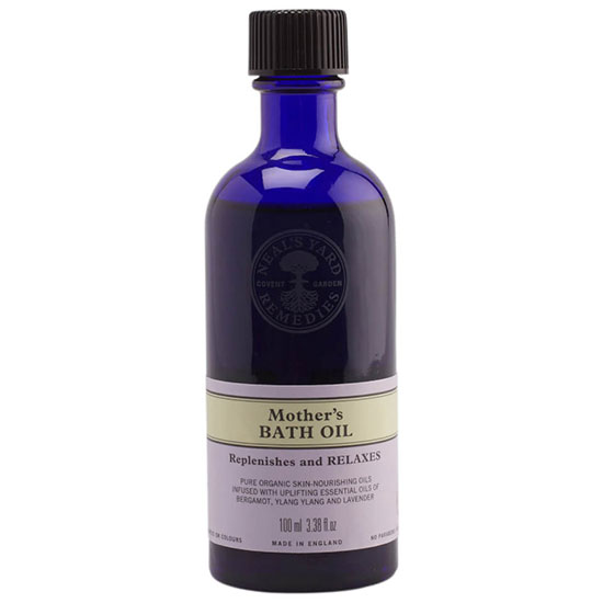 Neal's Yard Remedies Organic Mother's Bath Oil 100ml