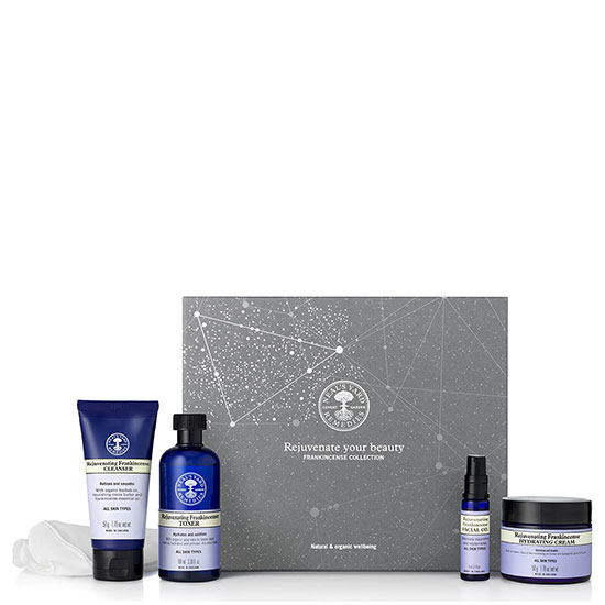 Neal's Yard Remedies Rejuvenate Your Beauty Frankincense Collection