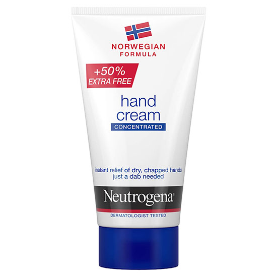 Neutrogena Concentrated Hand Cream 75ml