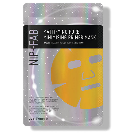NIP+FAB Makeup Mattifying Oil Control Priming Sheet Mask