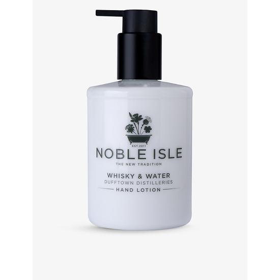 Noble Isle Limited Whisky & Water Hand Lotion 250ml