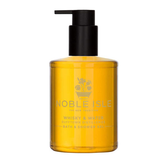 Noble Isle Limited Whisky & Water Bath & Shower Gel 250ml