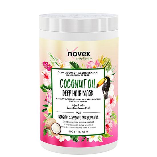 Novex Coconut Oil Deep Hair Mask Cosmetify