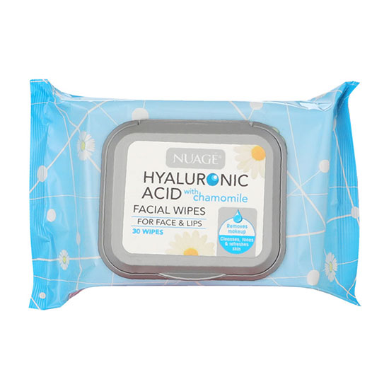 Nuage Wipes Hyaluronic Acid 30