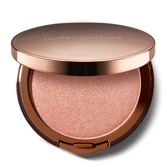 Nude by Nature Sheer Light Pressed Illuminator 10g