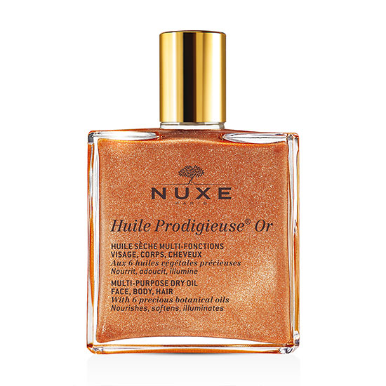 NUXE Huile Prodigieuse OR Multi-Usage Dry Oil - Golden Shimmer