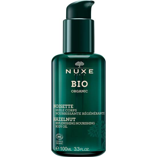 Nuxe Organic Replenishing Nourishing Body Oil 100ml