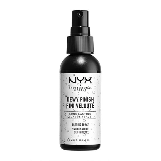 NYX Professional Makeup Make Up Setting Spray Dewy Finish 60ml