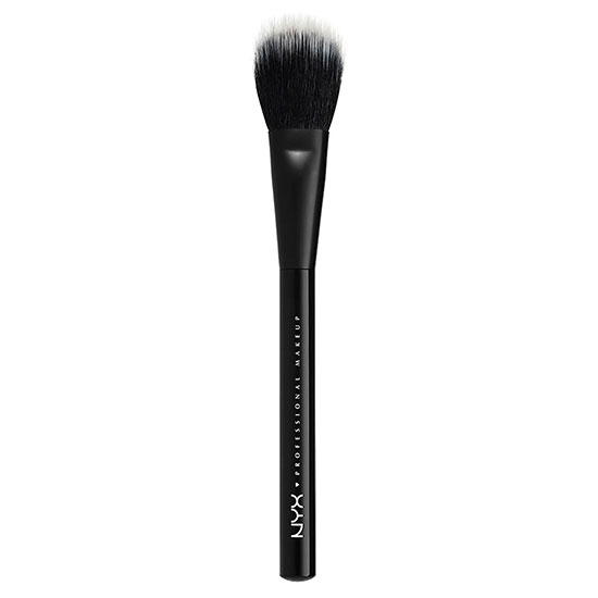 NYX Professional Makeup Pro Dual Fibre Powder Brush