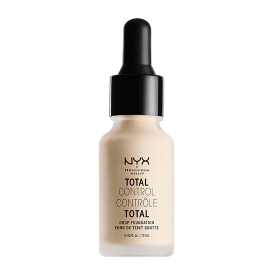 Nyx Professional Makeup Total Control Drop Foundation Cosmetify