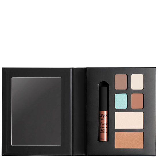 NYX Professional Makeup Wanderlust Lip, Eye & Face Palette Los Angeles
