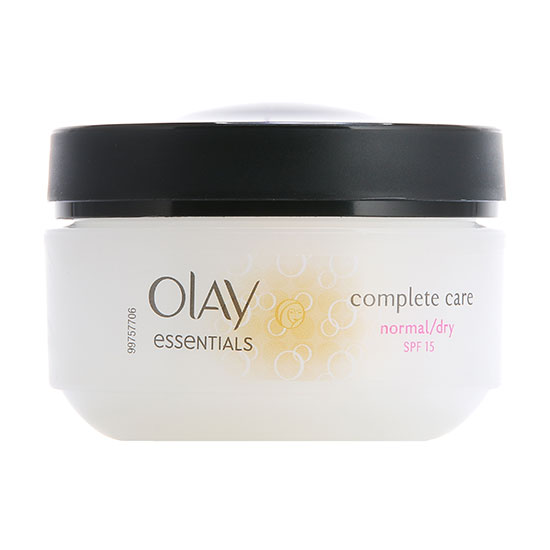 Olay Essentials Complete Care Day Cream Normal/Dry SPF15 50m