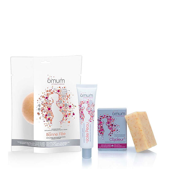Omum 1, 2, 3… Flawless Skin Set