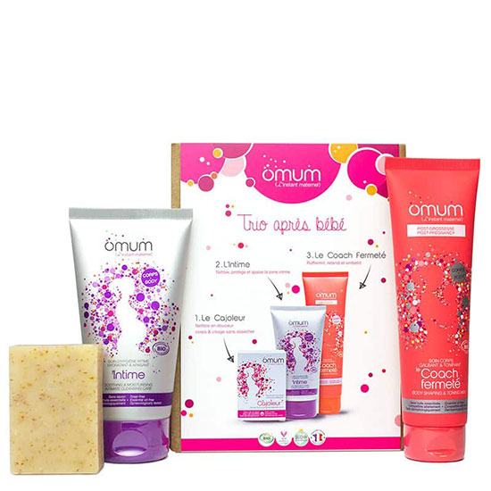Omum New Mum Gift Set