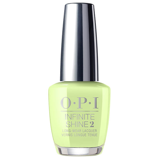 OPI Tokyo Collection Infinite Shine How Does Your Zen Garden Grow? Nail Varnish