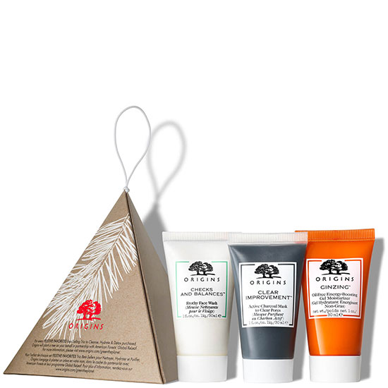 Origins Festive Favourites: Best Selling Trio To Cleanse Hydrate & Detox