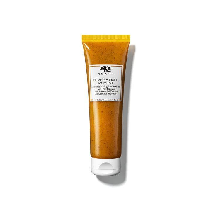 Origins Never A Dull Moment Skin Brightening Face Polisher With Fruit Extracts 125ml