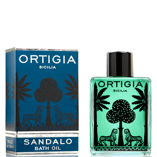 Ortigia Sandalo Bath Oil