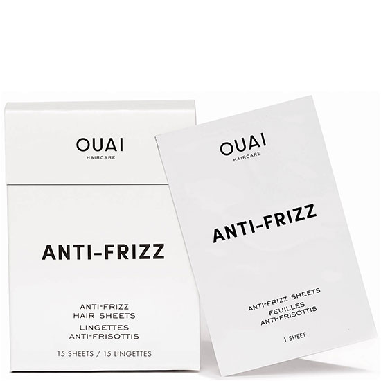 OUAI Anti Frizz Hair Sheets