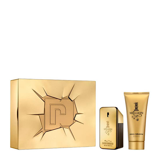 Paco Rabanne 1 Million Eau De Toilette & Shower Gel Duo 50ml