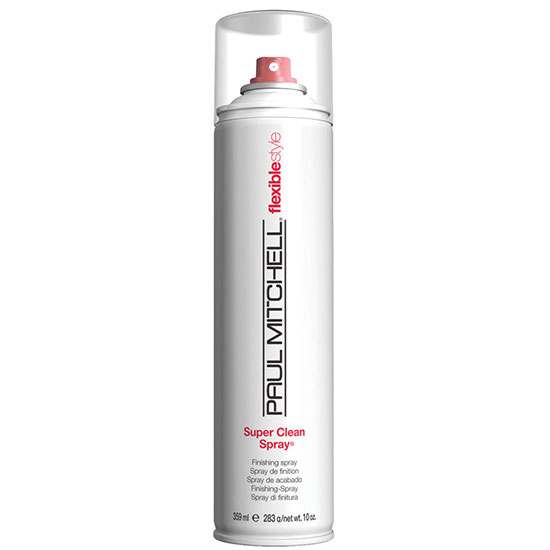 Paul Mitchell Flexible Style Super Clean Spray Finishing Spray