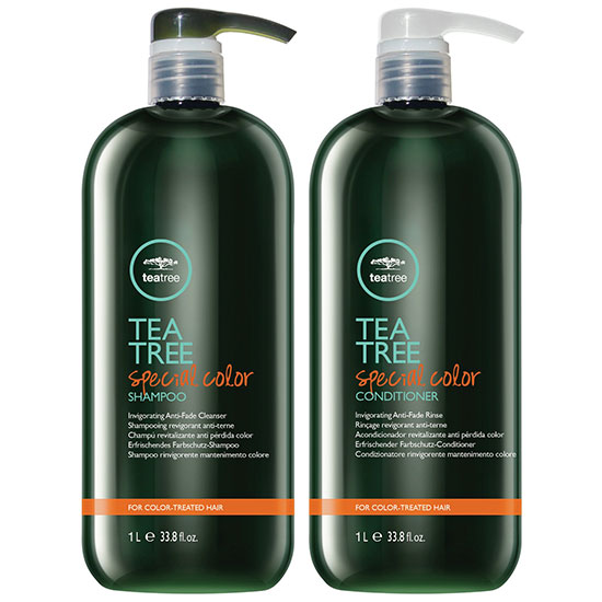 Paul Mitchell Tea Tree Special Colour Shampoo & Conditioner 1000ml